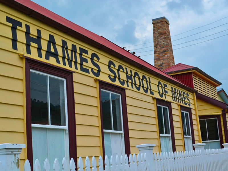Thames School of Mines